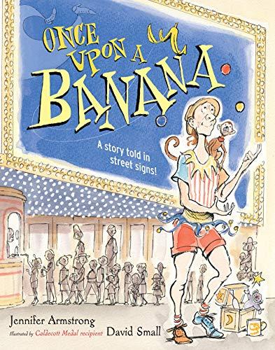 9780689859519: Once Upon a Banana