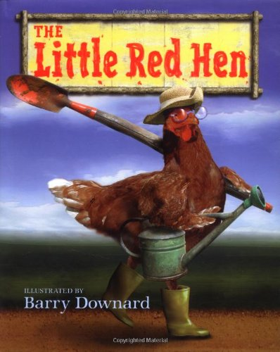 9780689859625: The Little Red Hen