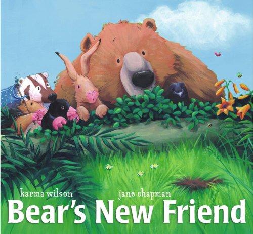 9780689859847: Bear's New Friend