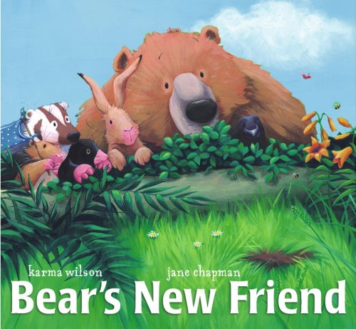 9780689859847: Bear's New Friend (The Bear Books)