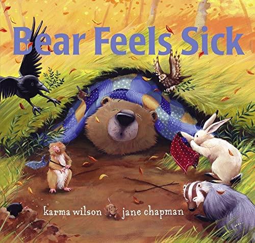 9780689859854: Bear Feels Sick