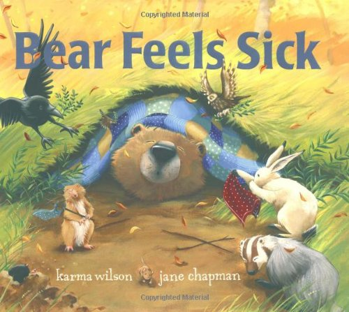 9780689859854: Bear Feels Sick