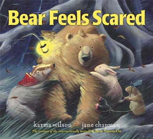 9780689859861: Bear Feels Scared (Bear Books)