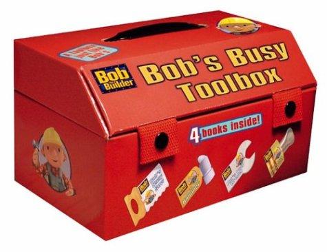 9780689859953: Bob's Busy Toolbox (Bob the Builder)