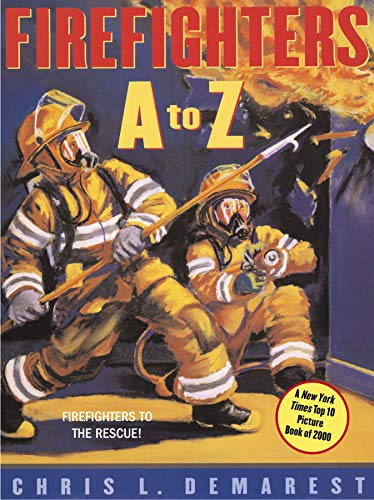 9780689859991: Firefighters A to Z