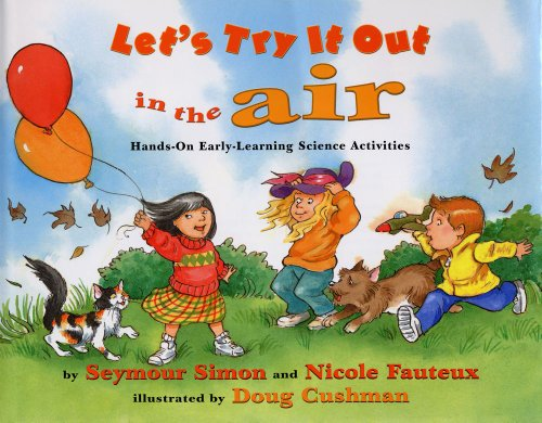 9780689860119: Let's Try It Out in the Air : Hands-On Early-Learning Science Activities