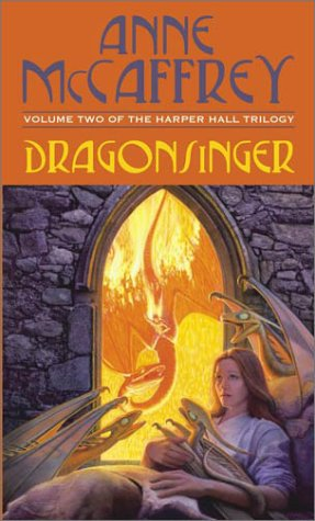 Dragonsinger (Harper Hall Trilogy) (0689860242) by Anne McCaffrey