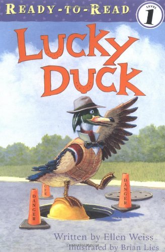 9780689860294: Lucky Duck (Ready-to-read Level 1)