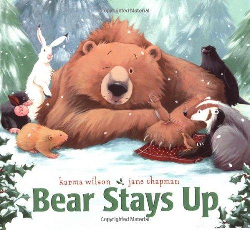9780689860898: Bear Stays Up
