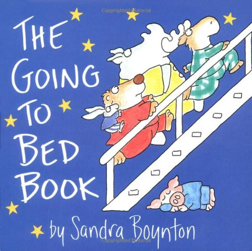 9780689861147: The Going to Bed Book (Boynton)