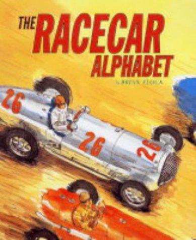 9780689861178: Racecar Alphabet