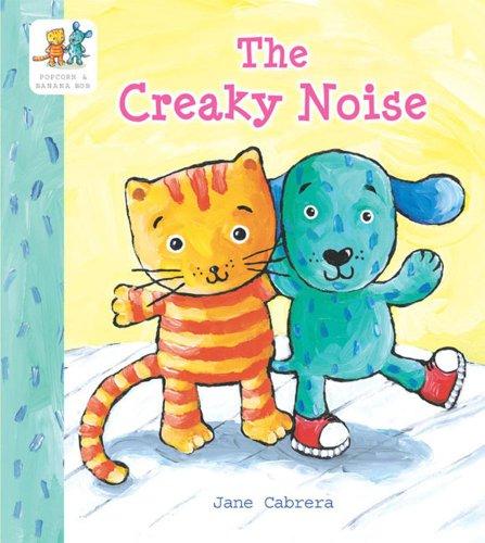 9780689861338: The Creaky Noise (Popcorn)