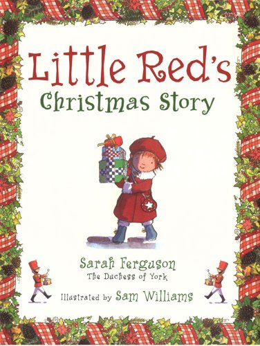 9780689861369: Little Red's Christmas Story