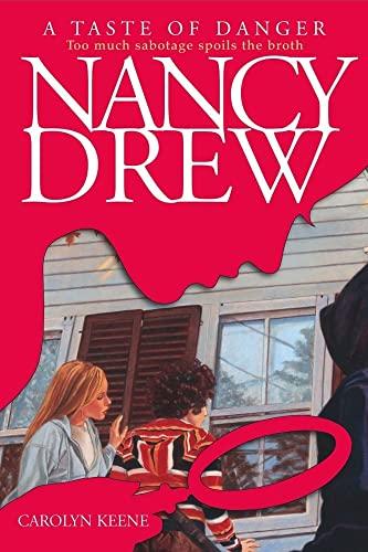 9780689861543: A Taste of Danger (Nancy Drew 174)