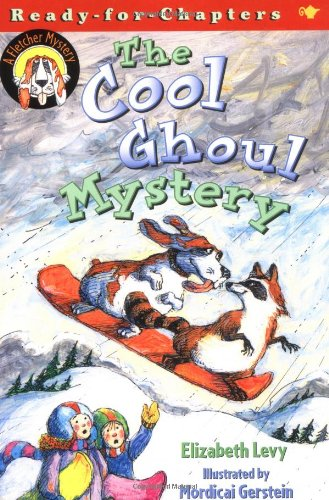 9780689861598: The Cool Ghoul Mystery (Fletcher Mystery, 5)
