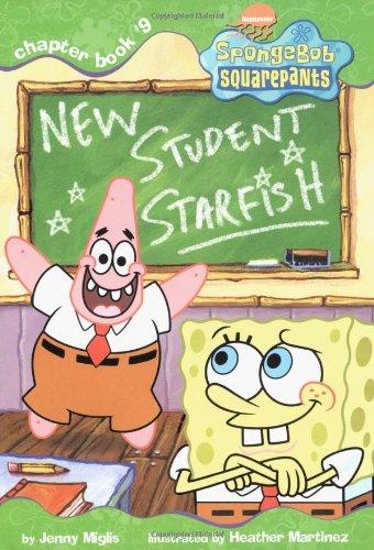 9780689861642: New Student Starfish (Spongebob SquarePants Chapter Books)