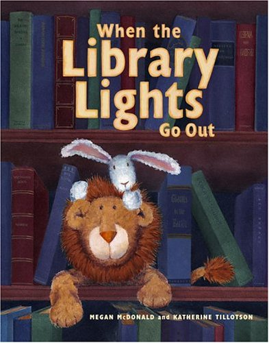 9780689861703: When the Library Lights Go Out (Richard Jackson Books (Atheneum Hardcover))