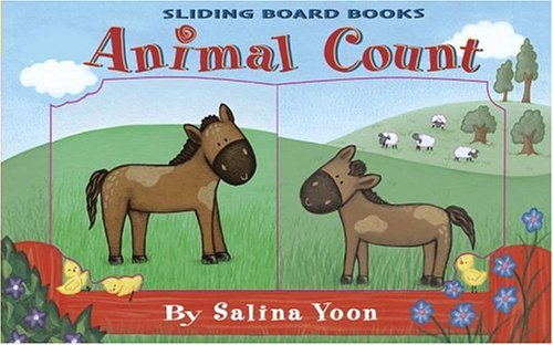 Animal Count: Salina Yoon