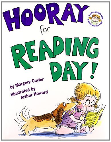 9780689861888: Hooray for Reading Day! (Jessica Worries)