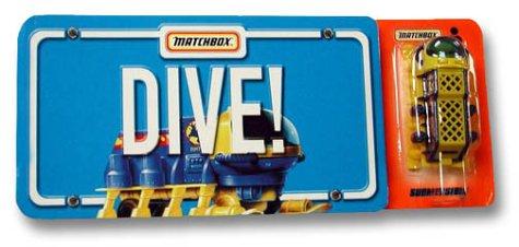 9780689861987: Dive! (Matchbox Books)