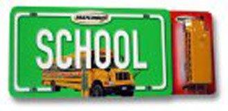 9780689862021: School (Matchbox Books)