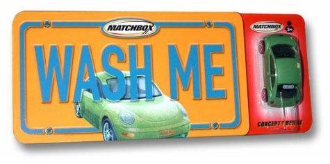9780689862083: Wash Me (Matchbox)