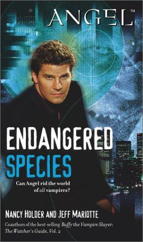 9780689862106: Endangered Species (Angel)
