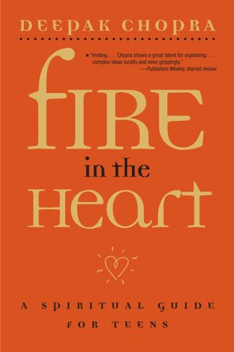 9780689862175: Fire in the Heart: A Spiritual Guide for Teens
