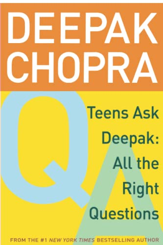 9780689862182: Teens Ask Deepak: All the Right Questions
