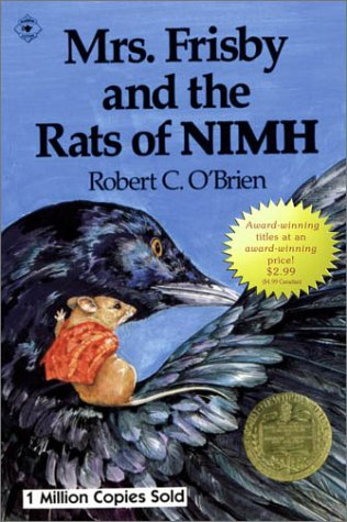 9780689862205: Mrs. Frisby and the Rats of Nimh (Newbery Summer)