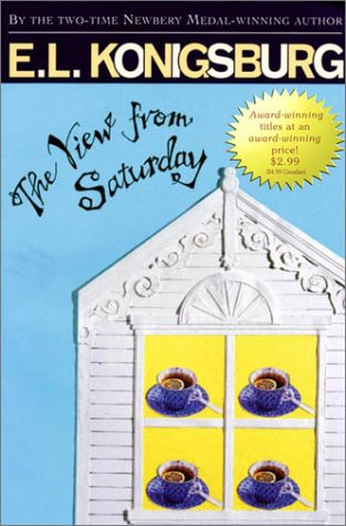 9780689862212: The View from Saturday/Newbery Summer