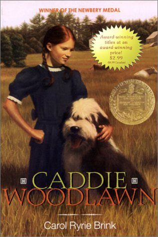 9780689862250: Caddie Woodlawn/Newbery Summer