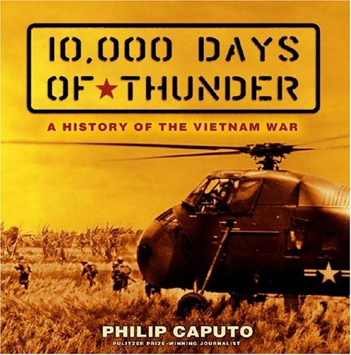 9780689862311: 10,000 Days of Thunder: A History of the Vietnam War
