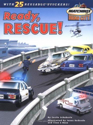 9780689862366: Ready, Rescue! (Matchbox Hero City)