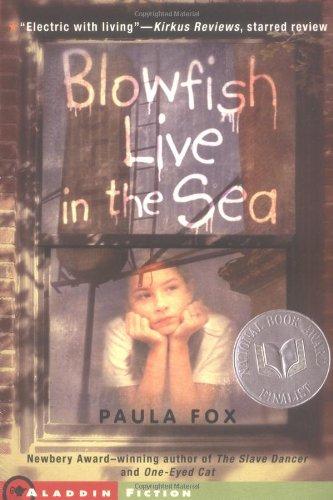 9780689862502: Blowfish Live in the Sea (Aladdin Fiction)