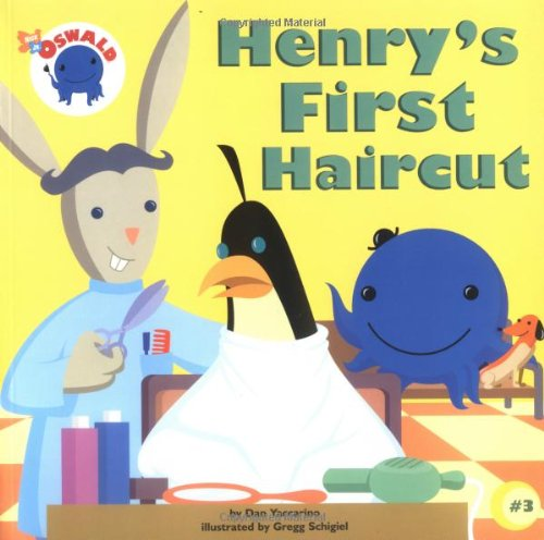 9780689862571: Henry's First Haircut (Oswald (8x8))