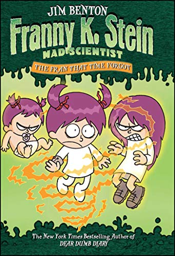 9780689862946: The Fran That Time Forgot (Franny K. Stein, Mad Scientist)