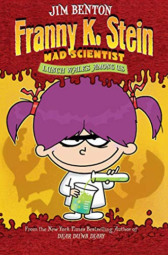 9780689862953: Lunch Walks Among Us (Franny K. Stein, Mad Scientist)