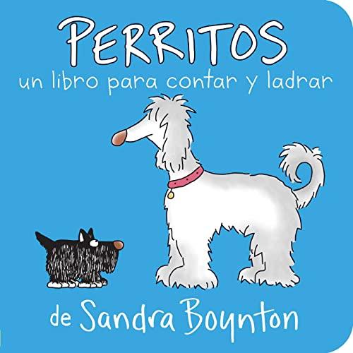 9780689863035: Perritos: Un libro para contar y ladrar (Doggies -- Spanish version)