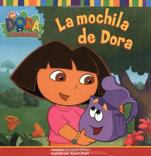 9780689863066: La Mochila de Dora (Dora's Backpack) (Dora La Exploradora/Dora the Explorer)