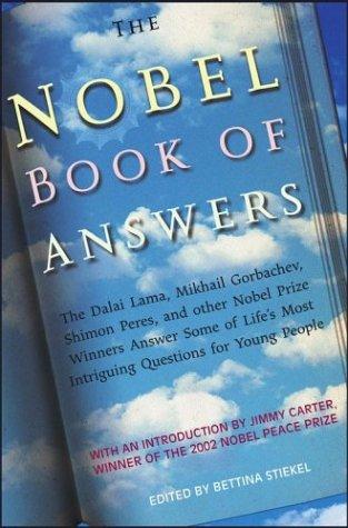The Nobel Book of Answers: The Dalai: Stiekel, Bettina, editor
