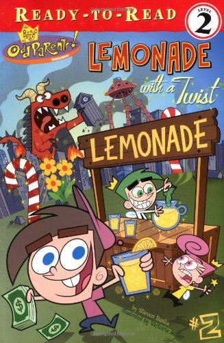 9780689863219: The Fairly OddParents! Lemonade with a Twist