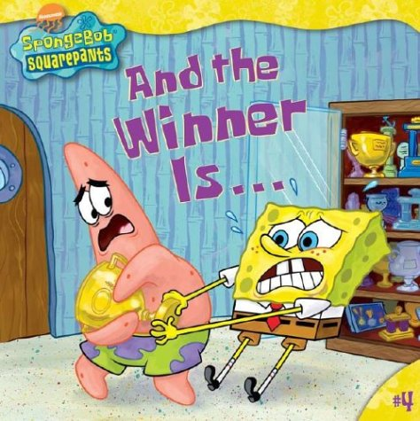 9780689863271: And the Winner Is . . . (SPONGEBOB SQUAREPANTS (8x8))