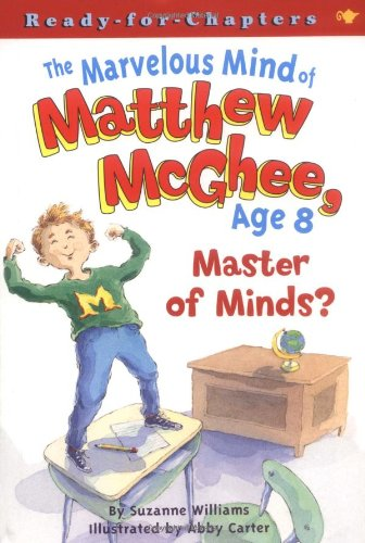 9780689863363: Master of Minds? (Ready-For-Chapters)