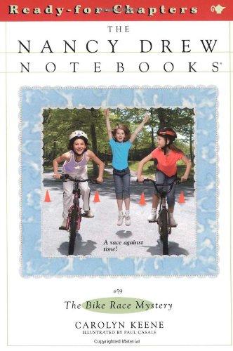 The Bike Race Mystery (Nancy Drew Notebooks #59): Keene, Carolyn