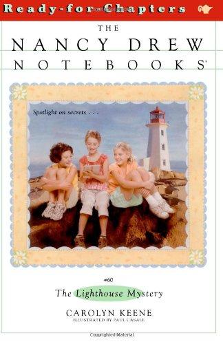 9780689863448: The Lighthouse Mystery (Nancy Drew Notebooks #60)