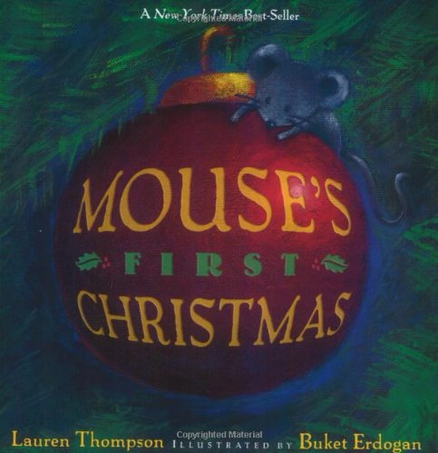 9780689863486: Mouse's First Christmas