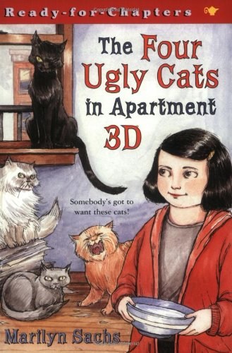 9780689863530: The Four Ugly Cats in Apartment 3D (Ready-For-Chapters)