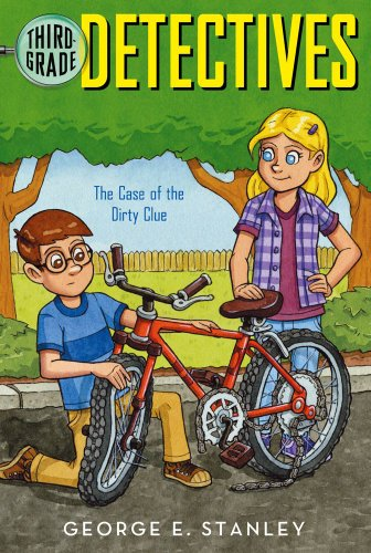 9780689863578: The Case of the Dirty Clue (Third-Grade Detectives)