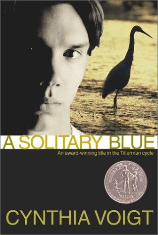9780689863608: A Solitary Blue (The Tillerman Series #3)